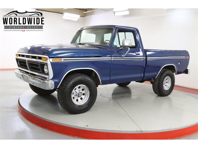 1975 Ford F150 (CC-1415704) for sale in Denver , Colorado
