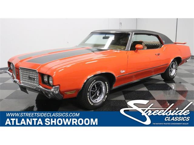1972 Oldsmobile Cutlass (CC-1415706) for sale in Lithia Springs, Georgia