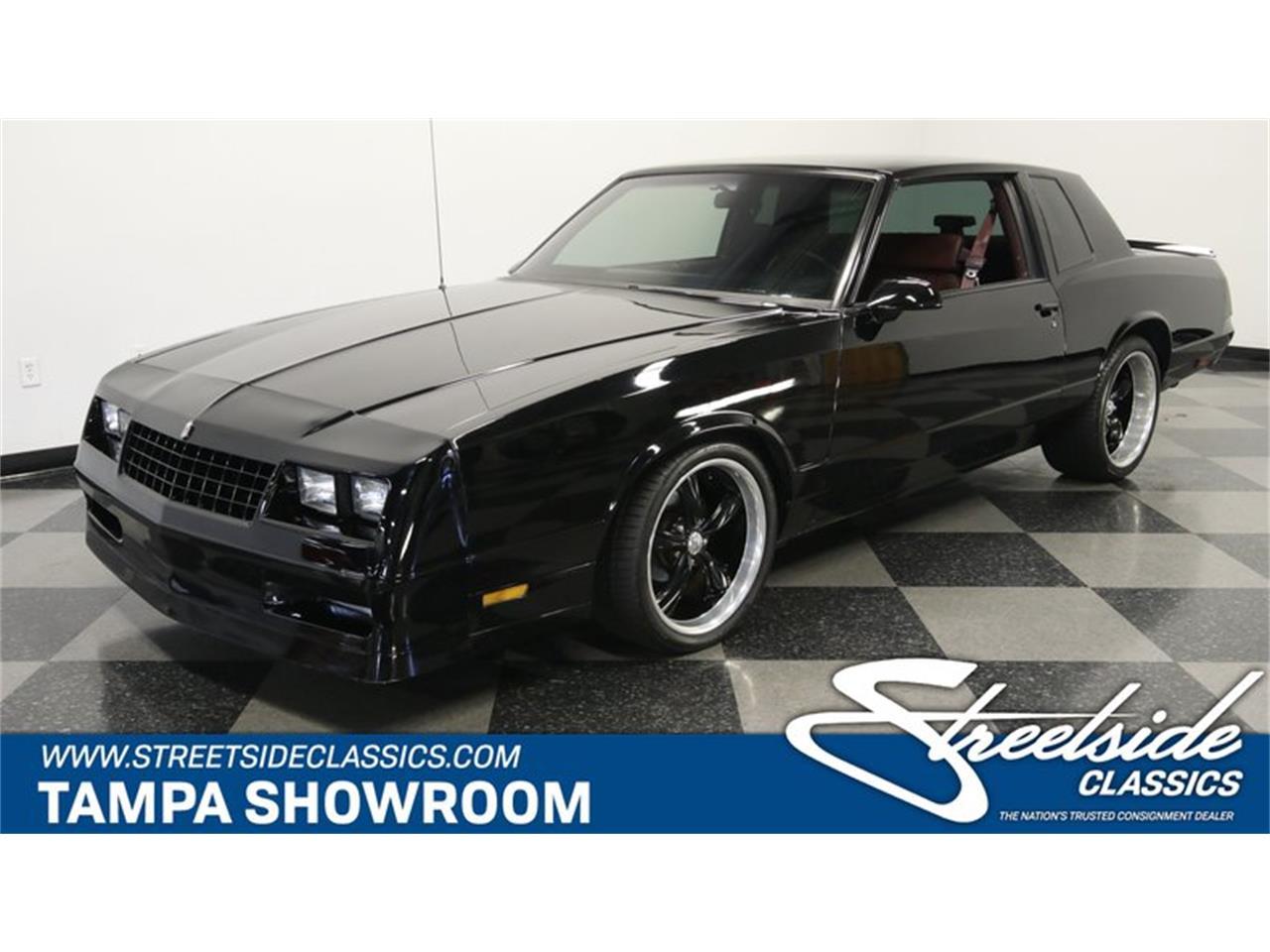 1987 Chevrolet Monte Carlo (CC-1415710) for sale in Lutz, Florida