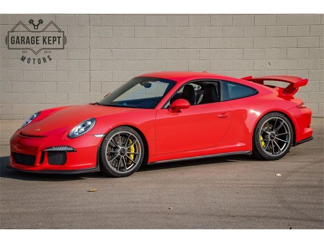 2014 Porsche 911 (CC-1415713) for sale in Grand Rapids, Michigan