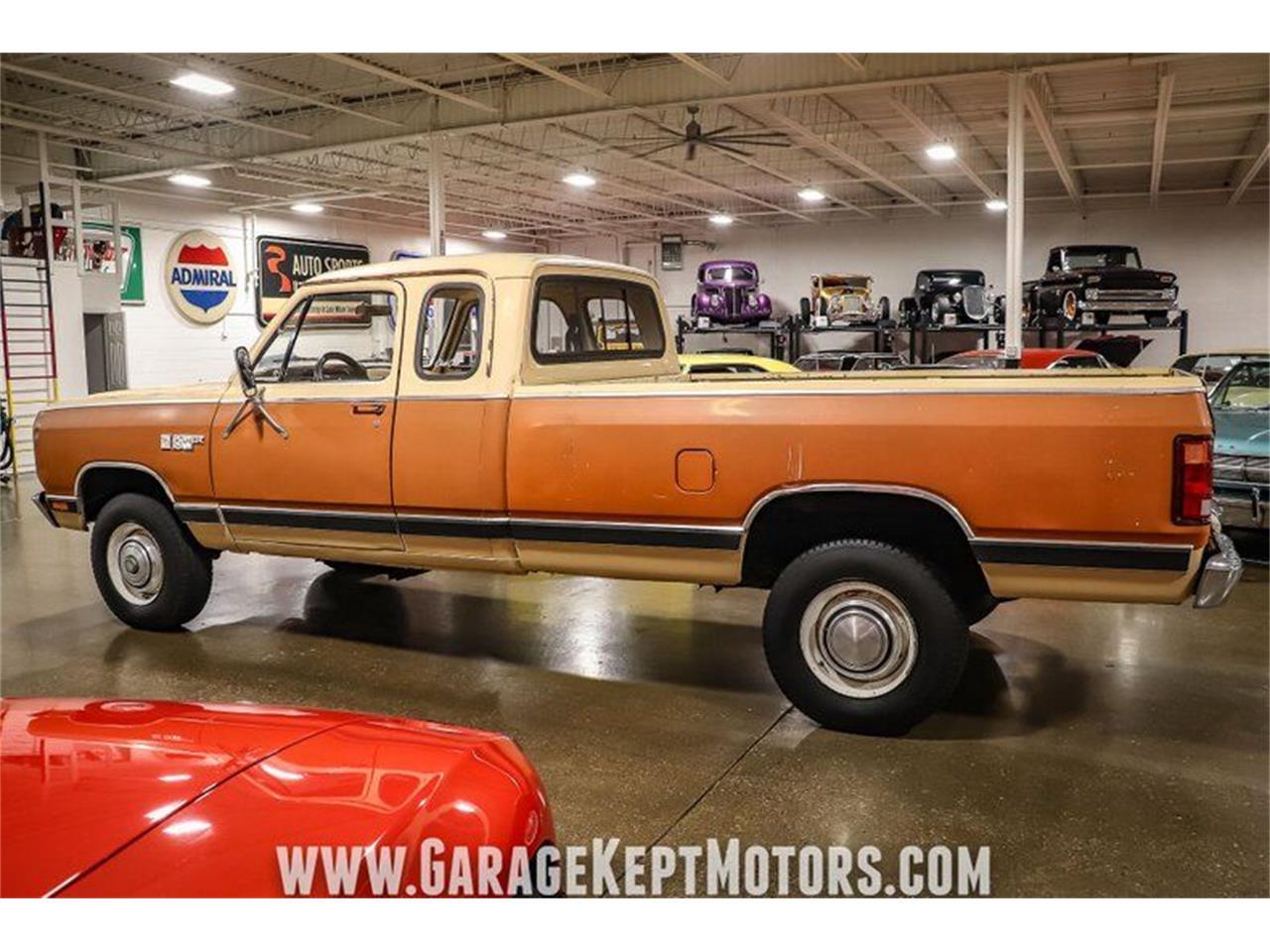 1981 Dodge Ram Van (CC-1415718) for sale in Grand Rapids, Michigan