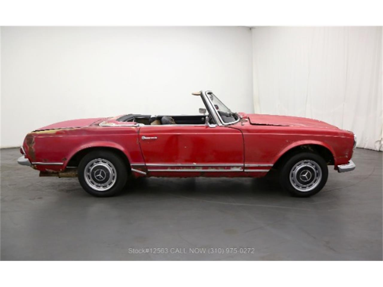 1965 Mercedes-Benz 230SL (CC-1415724) for sale in Beverly Hills, California