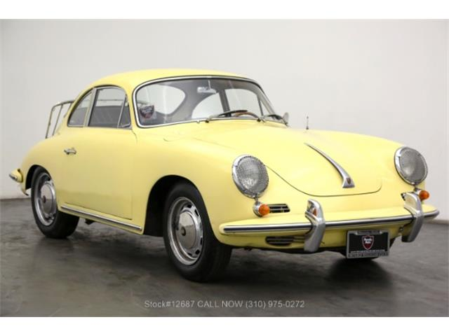 1965 Porsche 356C (CC-1415729) for sale in Beverly Hills, California