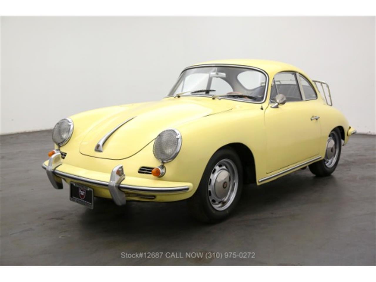 1965 Porsche 356C (CC-1415729) for sale in Beverly Hills, California
