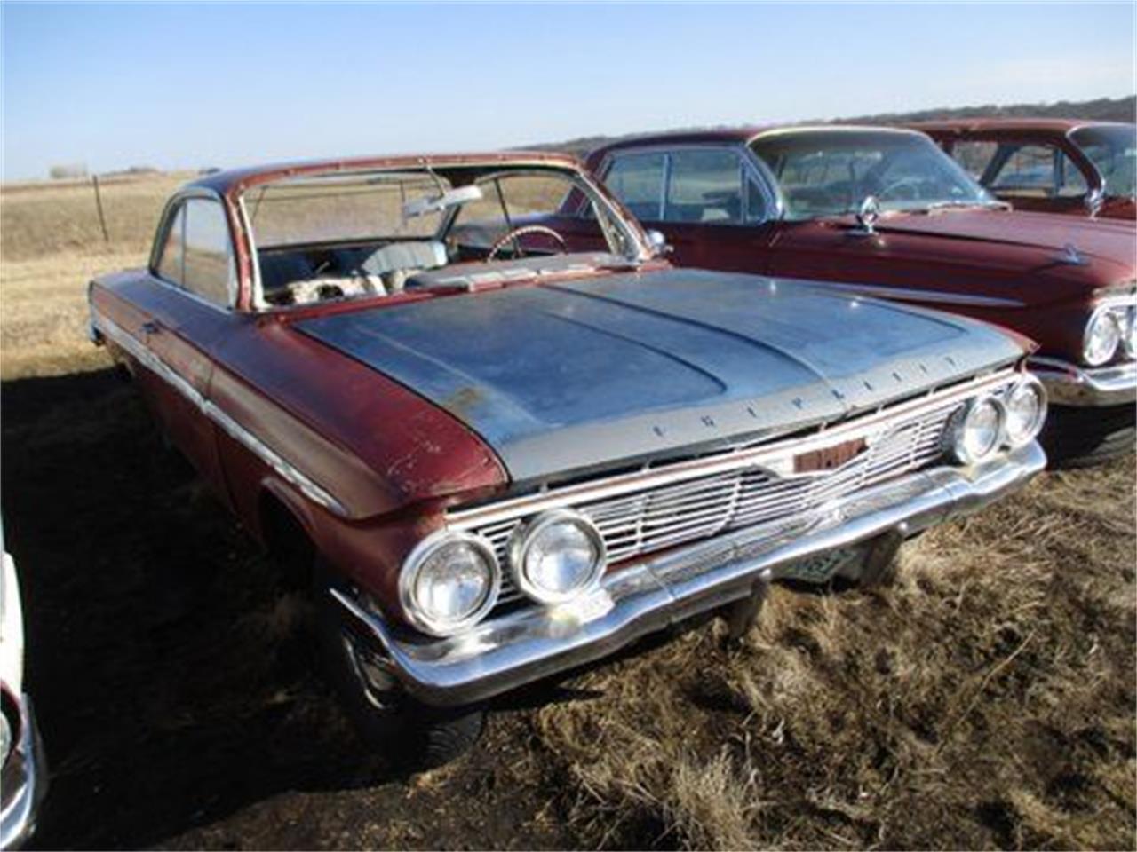 1961 Chevrolet Impala (CC-1415731) for sale in Cadillac, Michigan