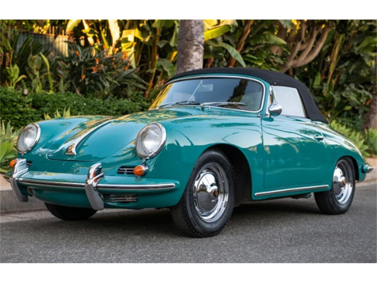 1963 Porsche 356B (CC-1415732) for sale in Beverly Hills, California