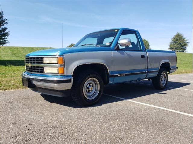1992 Chevrolet C/K 1500 (CC-1415744) for sale in Greensboro, North Carolina
