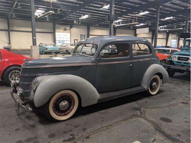 1938 Ford Tudor (CC-1415761) for sale in Greensboro, North Carolina