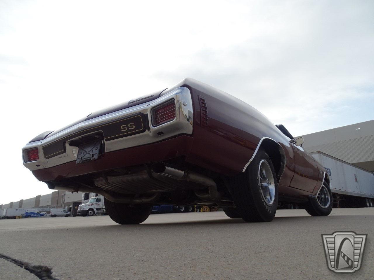 1970 Chevrolet Chevelle (CC-1415775) for sale in O'Fallon, Illinois