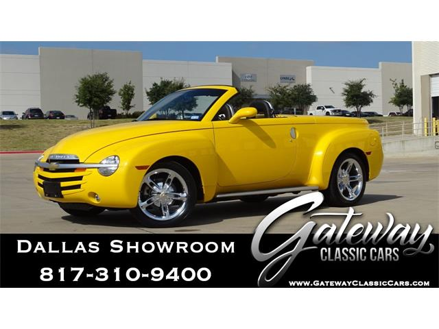 2004 Chevrolet SSR (CC-1415776) for sale in O'Fallon, Illinois