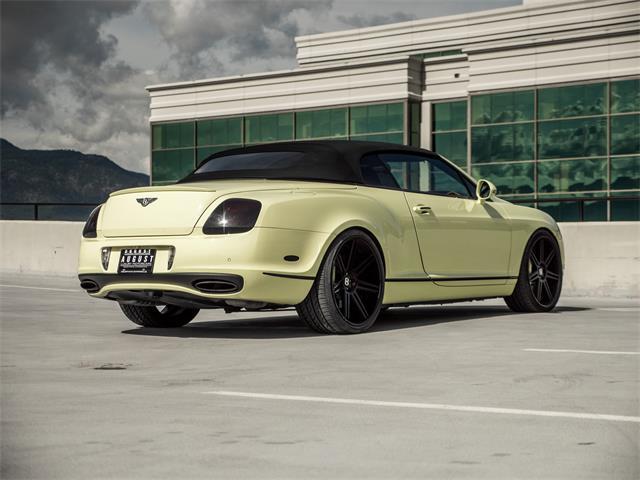 2011 Bentley Continental (CC-1415777) for sale in Kelowna, British Columbia