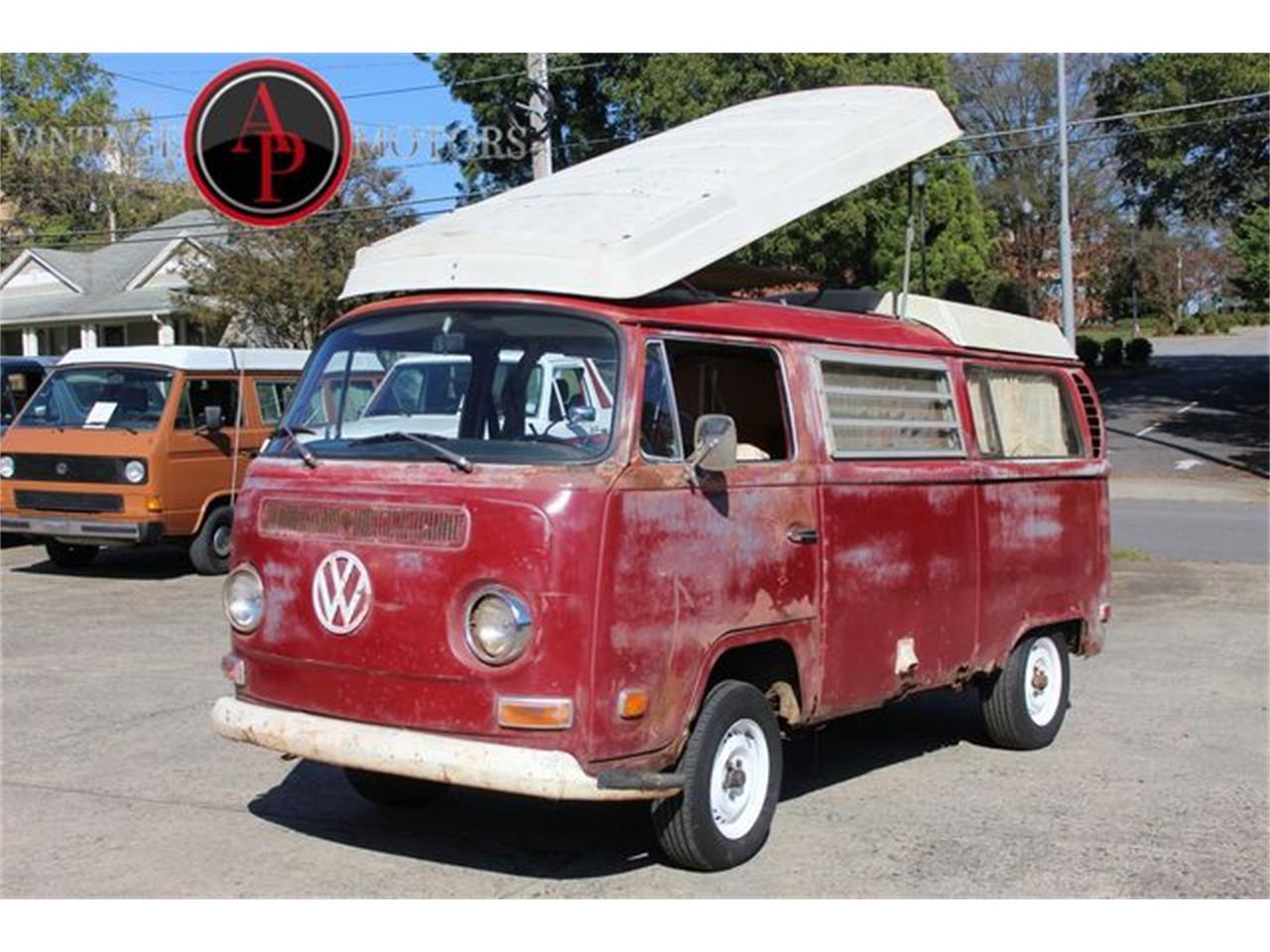 1971 Volkswagen Camper (CC-1415780) for sale in Statesville, North Carolina
