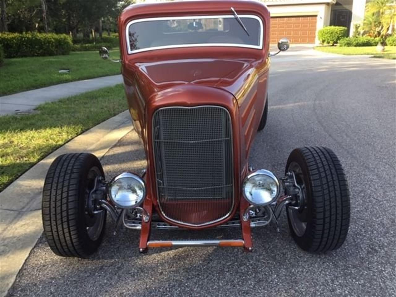1932 Ford 3-Window Coupe (CC-1415790) for sale in Punta Gorda, Florida