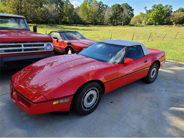 1987 Chevrolet Corvette (CC-1415791) for sale in Cadillac, Michigan