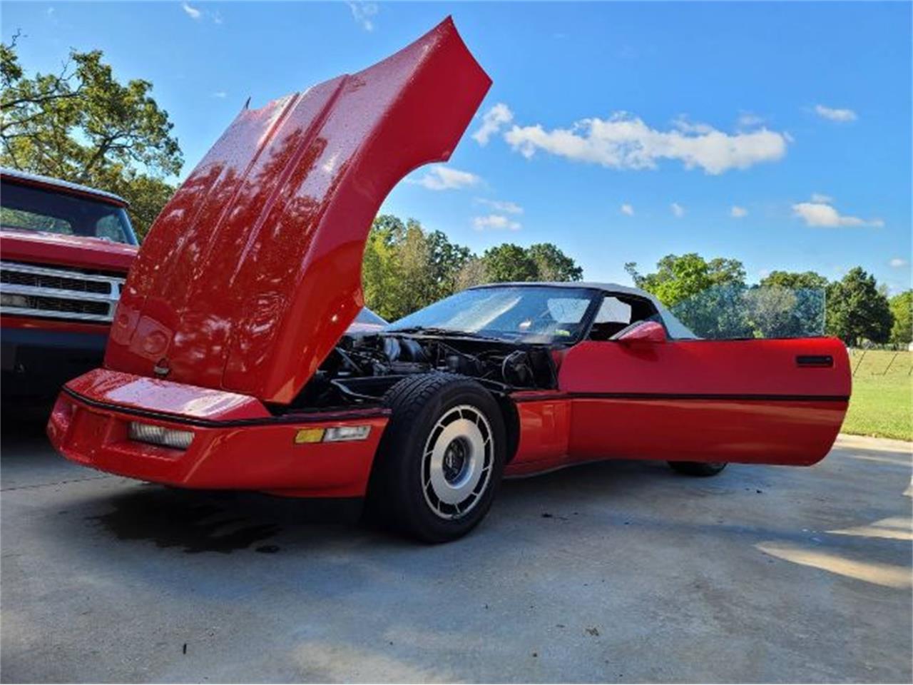 1987 Chevrolet Corvette (CC-1415791) for sale in Cadillac, Michigan