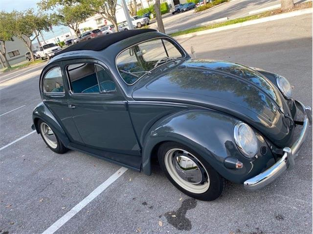 1957 Volkswagen Beetle (CC-1415792) for sale in Punta Gorda, Florida