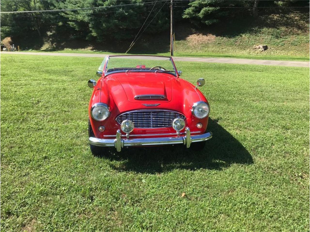 1960 Austin-Healey 3000 (CC-1415794) for sale in Punta Gorda, Florida