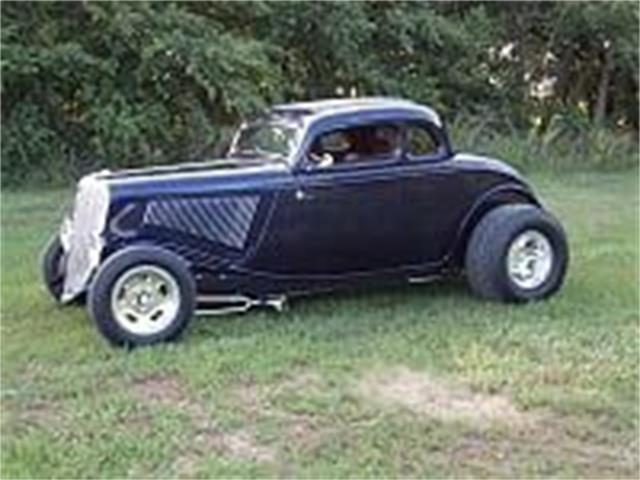 1934 Ford Coupe (CC-1415796) for sale in Cadillac, Michigan
