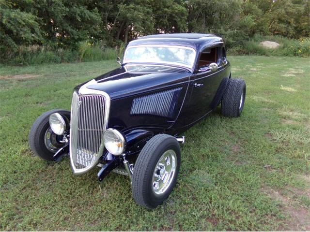 1934 Ford Coupe