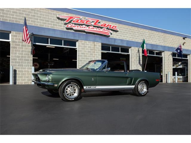 1968 Shelby GT350 (CC-1415800) for sale in St. Charles, Missouri