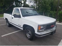 1996 GMC Sierra (CC-1415804) for sale in Cadillac, Michigan
