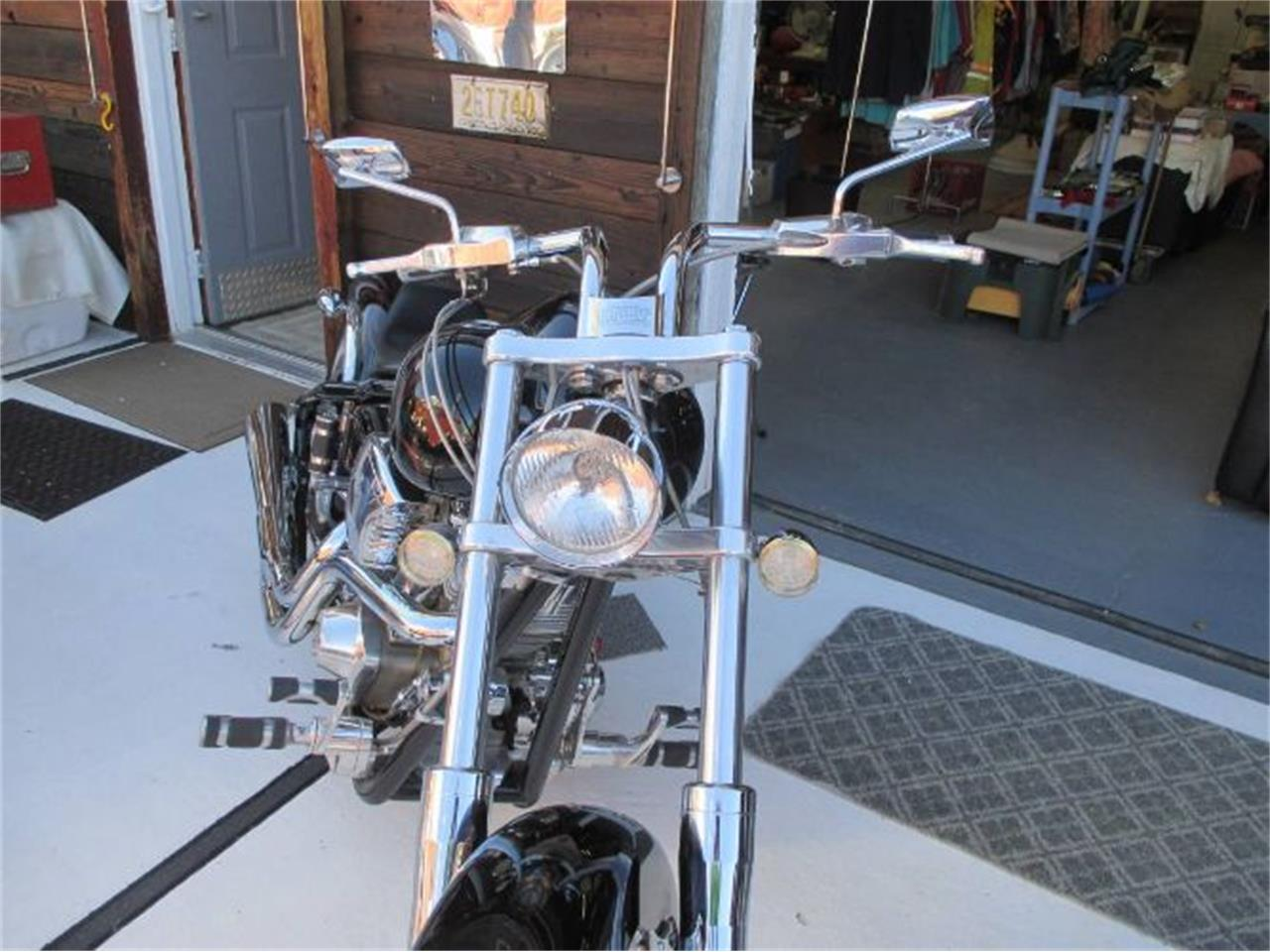 2004 Big Dog Motorcycle (CC-1415805) for sale in Cadillac, Michigan