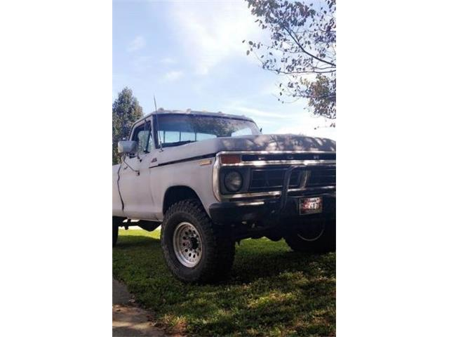1977 Ford F250 (CC-1415812) for sale in Cadillac, Michigan