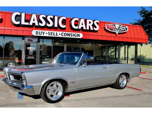 1965 Pontiac GTO (CC-1415814) for sale in Sarasota, Florida
