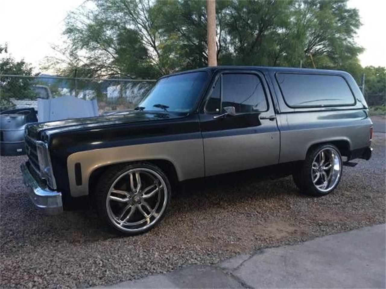 1979 Chevrolet Blazer (CC-1415819) for sale in Cadillac, Michigan