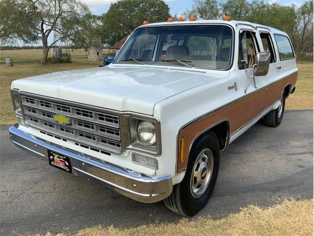1978 Chevrolet Suburban (CC-1415824) for sale in Fredericksburg, Texas