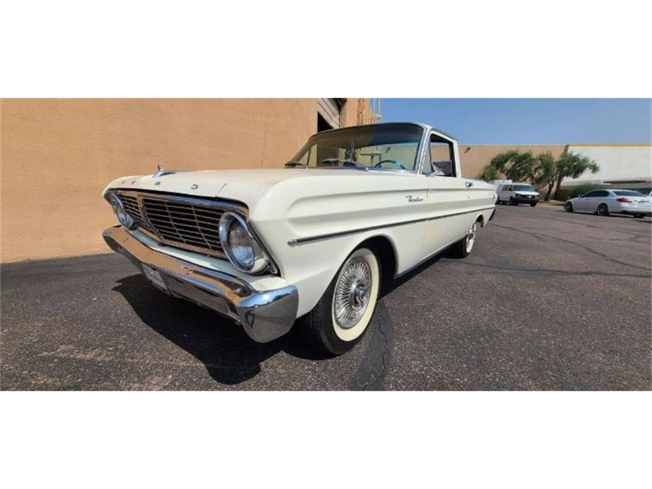 1965 Ford Ranchero (CC-1415835) for sale in Cadillac, Michigan
