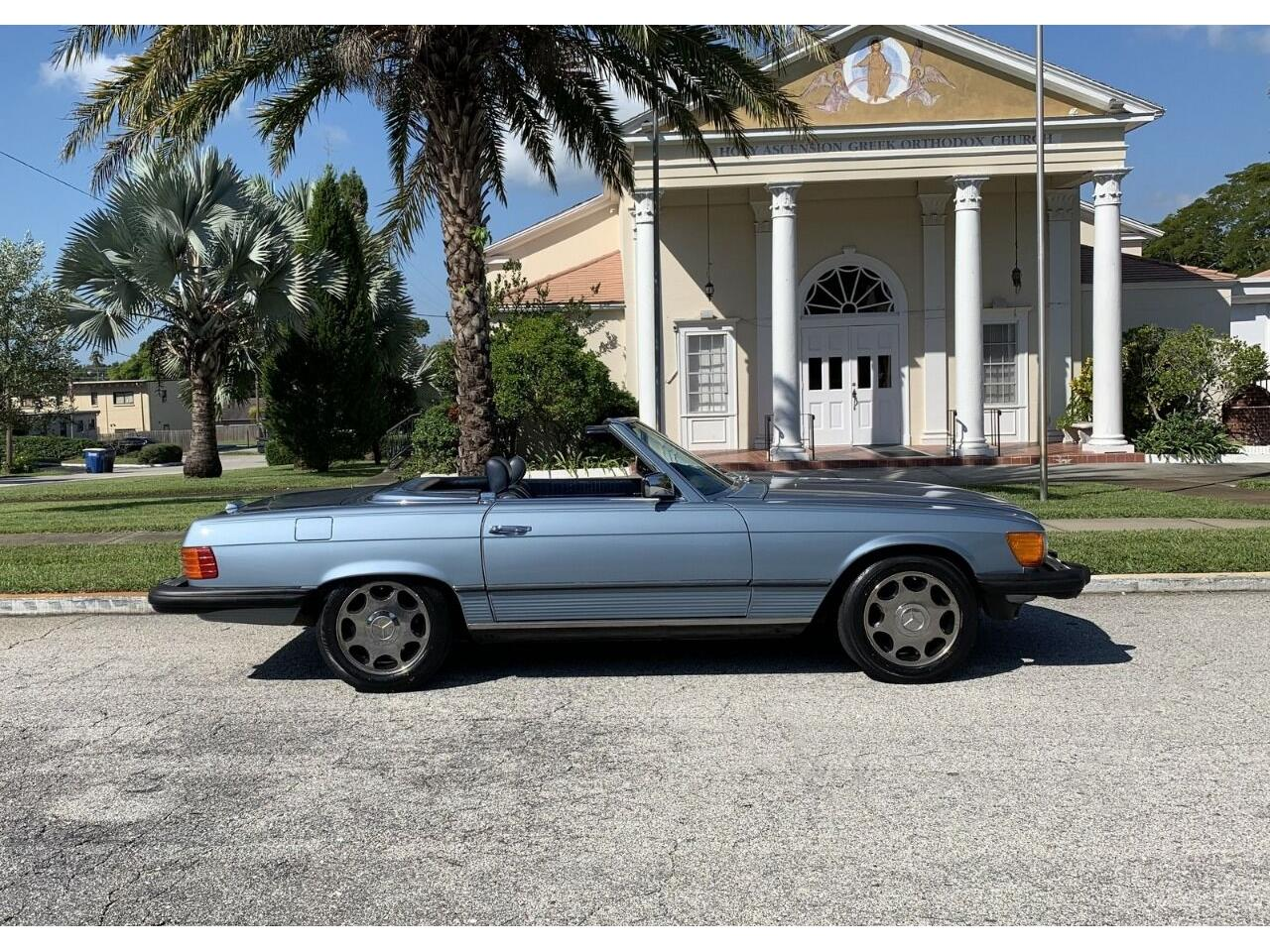 1985 Mercedes-Benz 380SL (CC-1415837) for sale in Clearwater, Florida