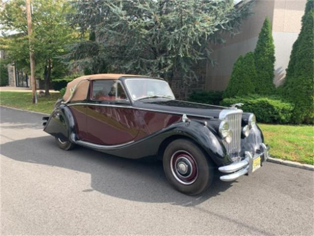 1951 Jaguar Mark V (CC-1415841) for sale in Astoria, New York