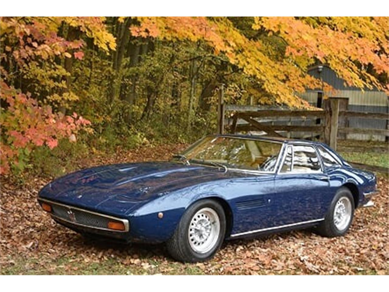 1970 Maserati Ghibli (CC-1415842) for sale in Astoria, New York