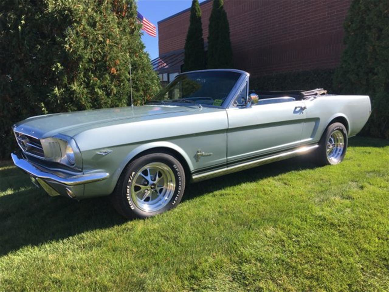 1965 Ford Mustang (CC-1415846) for sale in Geneva, Illinois