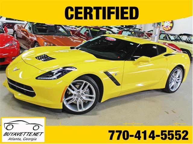 2019 Chevrolet Corvette (CC-1415853) for sale in Atlanta, Georgia
