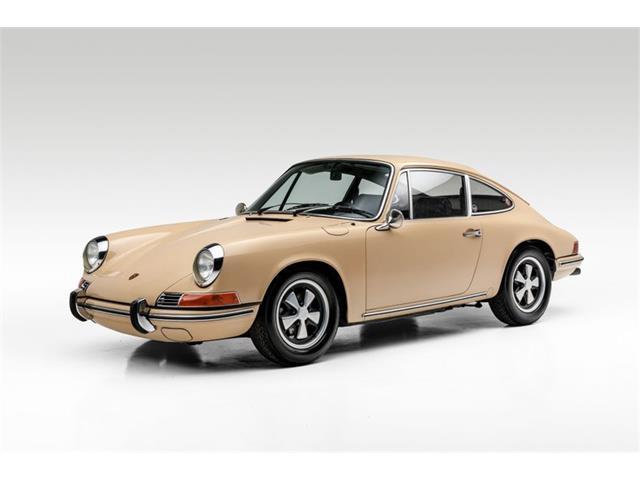 1969 Porsche 911T (CC-1415855) for sale in Costa Mesa, California