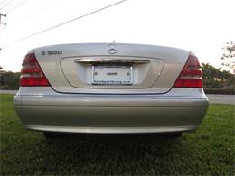 2001 Mercedes-Benz S500 (CC-1415859) for sale in Delray Beach, Florida