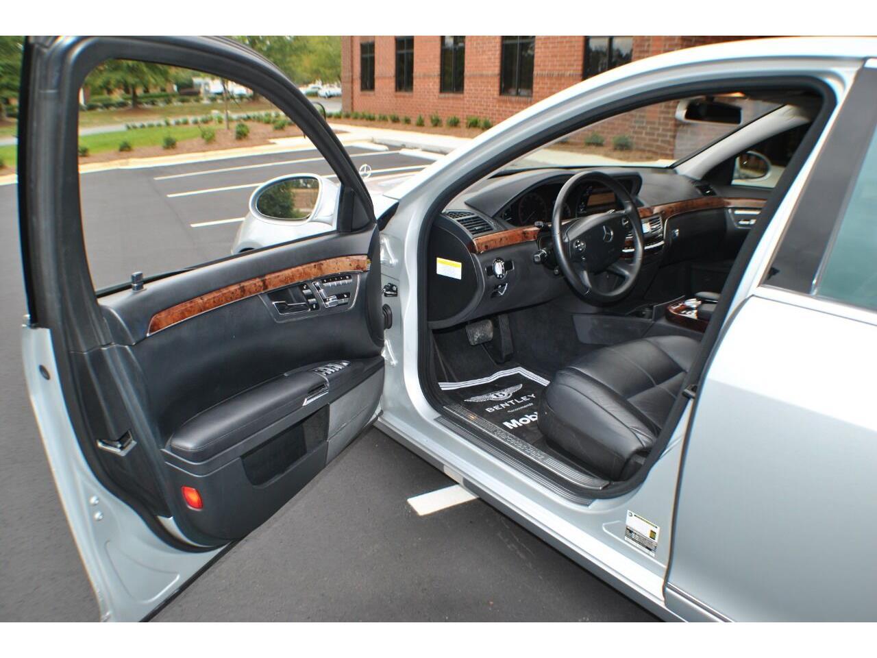 2008 Mercedes-Benz S-Class (CC-1410586) for sale in Charlotte, North Carolina