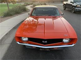 1969 Chevrolet Camaro SS (CC-1415871) for sale in Chandler, Arizona