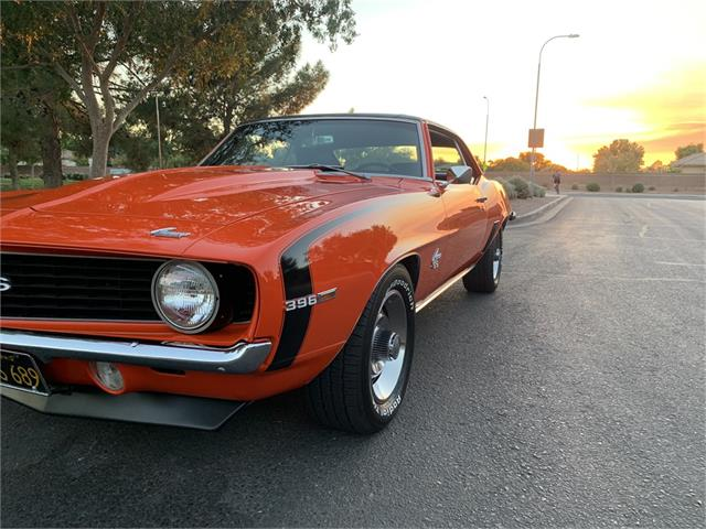 1969 Chevrolet Camaro SS (CC-1415871) for sale in Chandler, Arizona