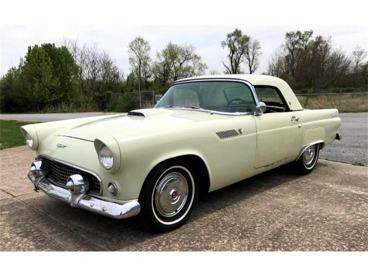 1955 Ford Thunderbird (CC-1415880) for sale in Harpers Ferry, West Virginia