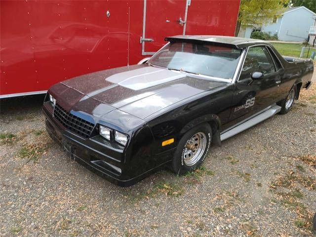 1984 Chevrolet El Camino (CC-1415892) for sale in Spirit Lake, Iowa