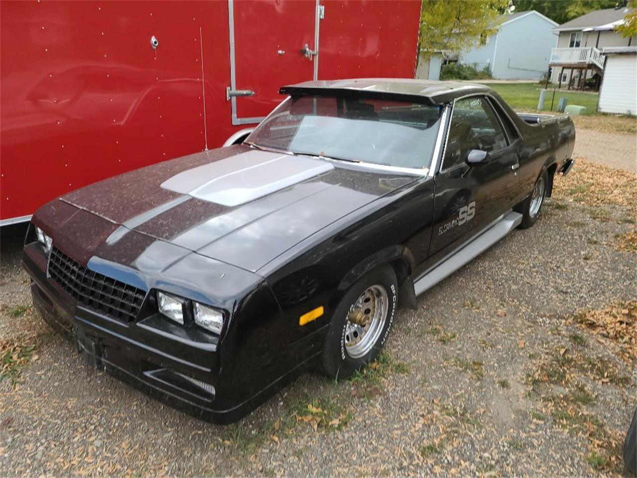 1984 Chevrolet El Camino (CC-1415892) for sale in Spirit Lake, Iowa