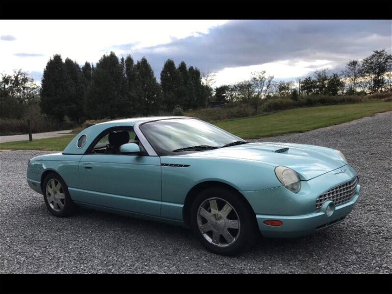 2002 Ford Thunderbird (CC-1415896) for sale in Harpers Ferry, West Virginia