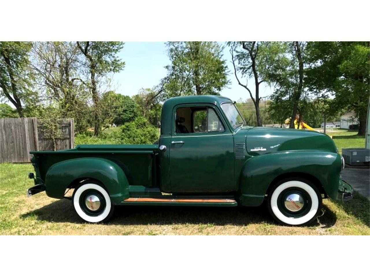1953 Chevrolet 3100 (CC-1415898) for sale in Harpers Ferry, West Virginia