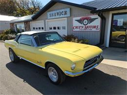 1968 Ford Mustang (CC-1415900) for sale in Spirit Lake, Iowa