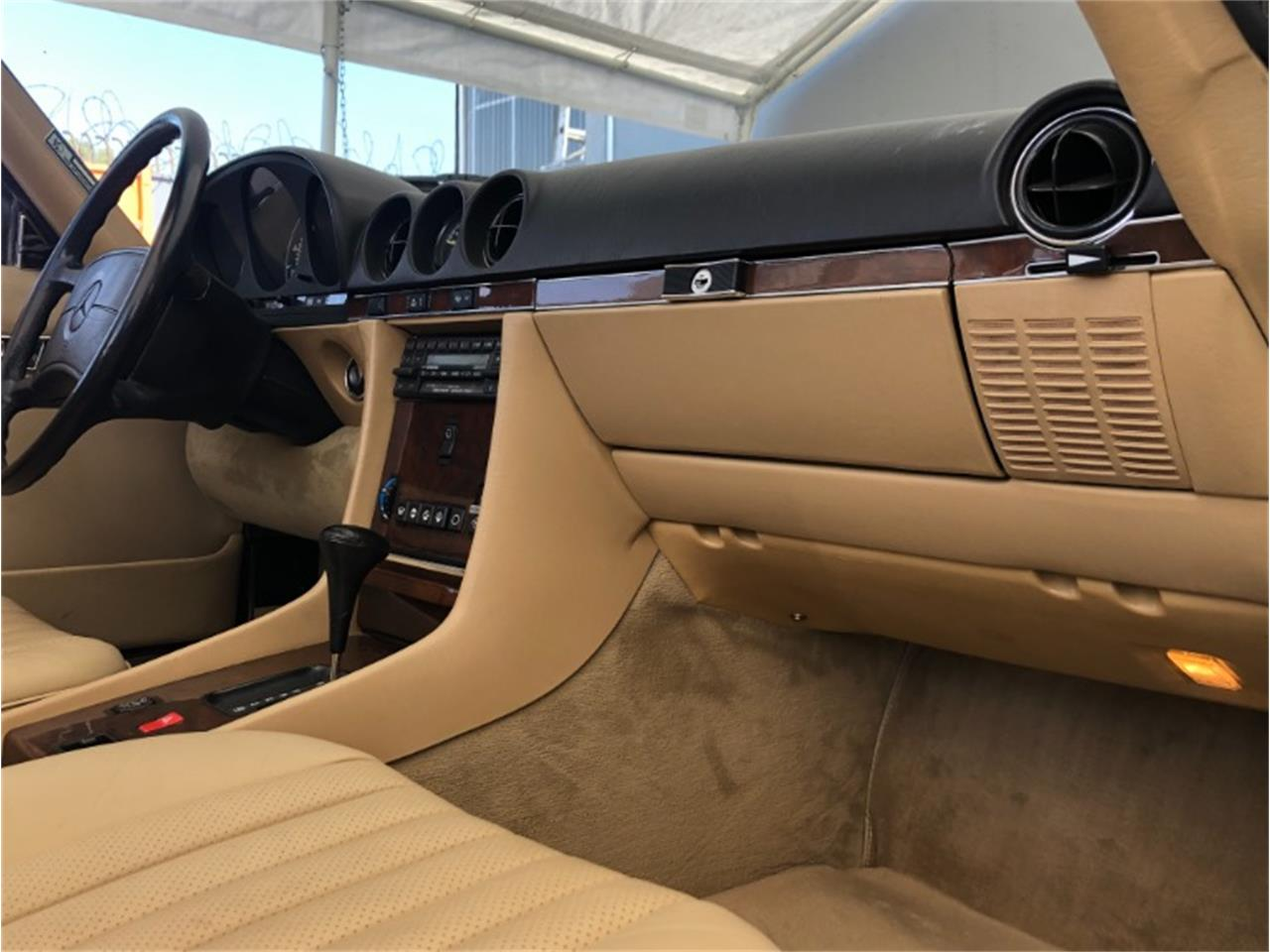 1989 Mercedes-Benz 560 (CC-1415903) for sale in Los Angeles, California
