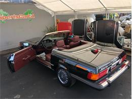 1986 Mercedes-Benz 560 (CC-1415904) for sale in Los Angeles, California