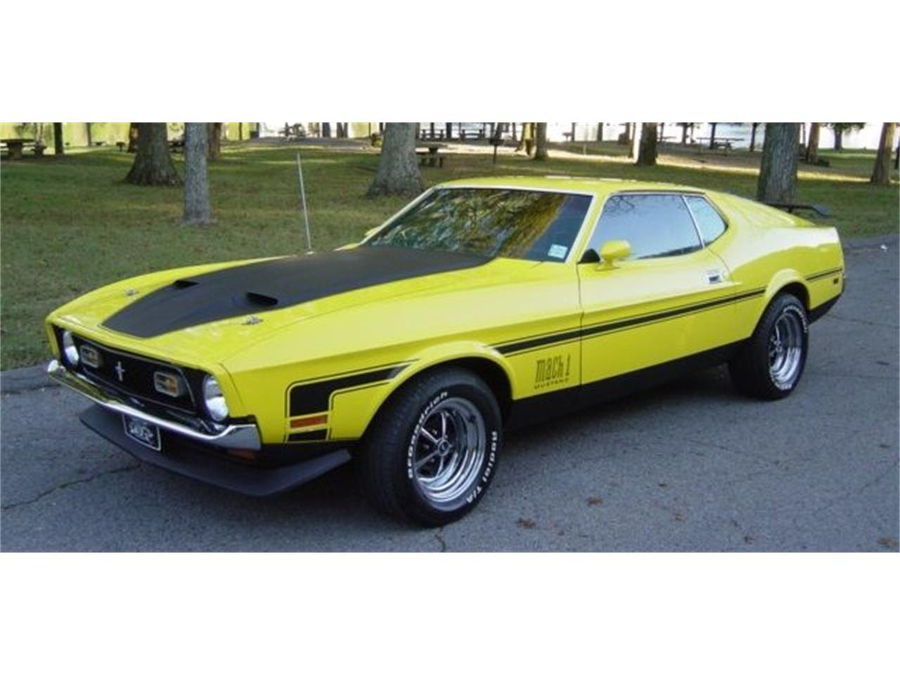 1971 Ford Mustang Mach 1 (CC-1415908) for sale in Hendersonville, Tennessee